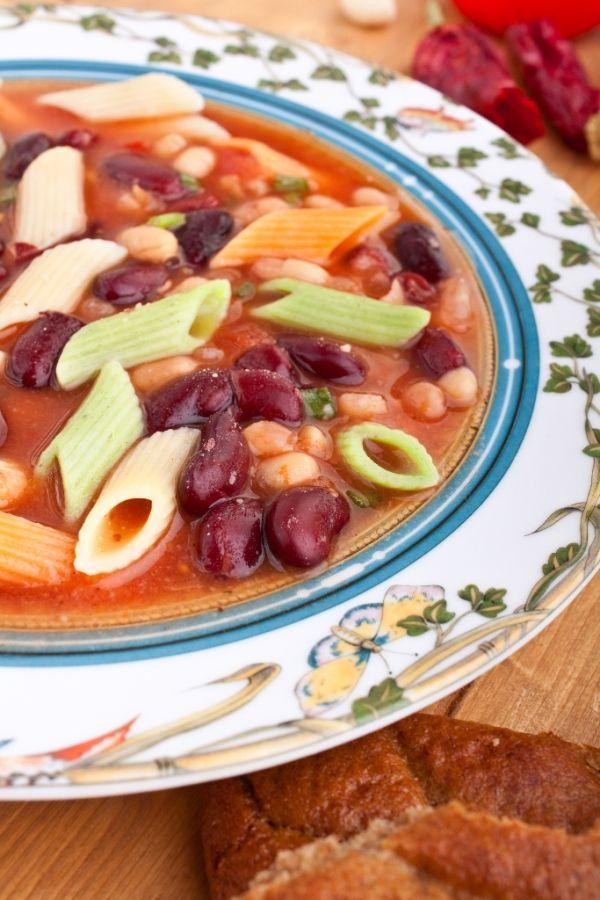 Talianska polievka |