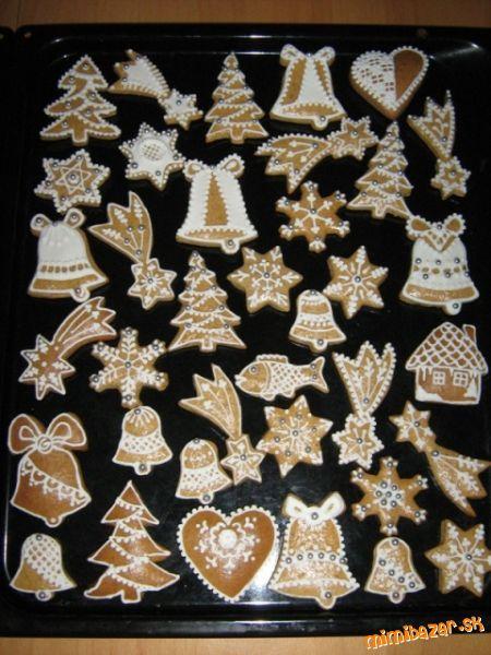 Mäkúčke vianočné medovníčky |