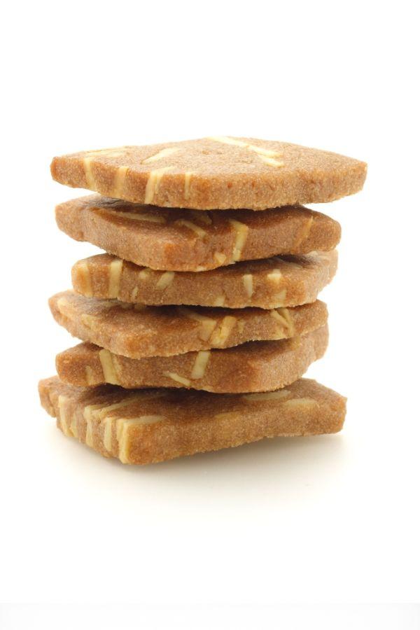 Ďumbierové sušienky z Francúzska |