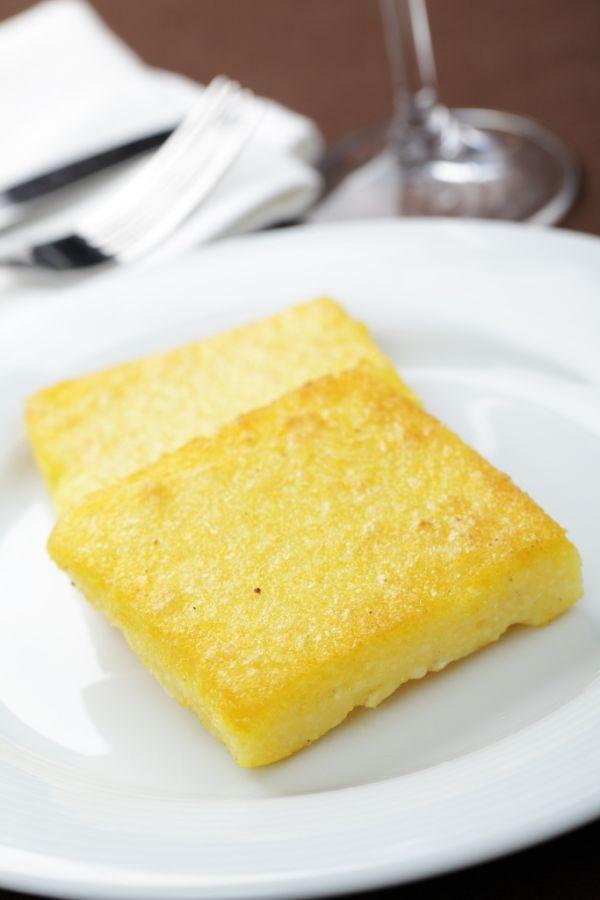 Pravá talianska polenta |