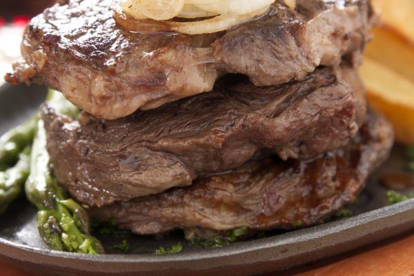 Srnčie bifteky |