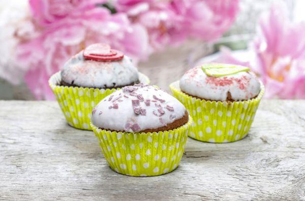 Cupcakes pre deti |