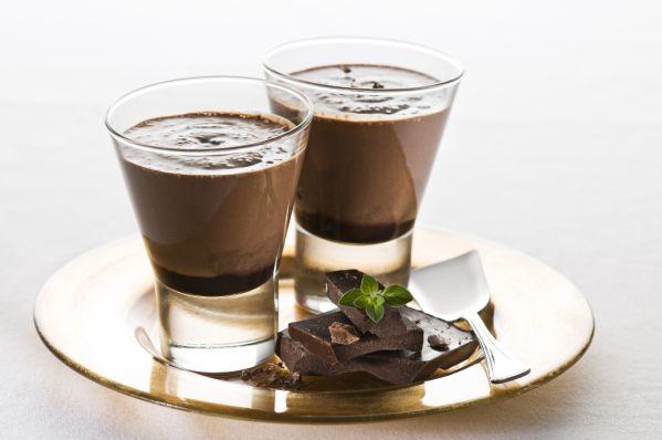 Čokoládové smoothie s koreňom maca |