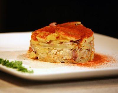 Francúzske zemiaky á la Kamila |