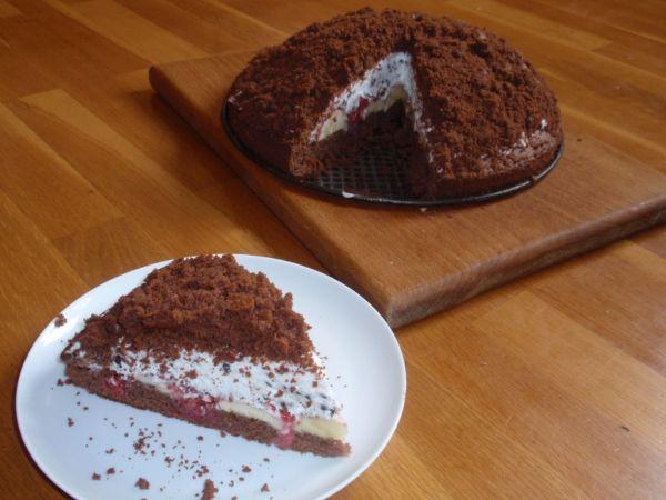 Domáca krtková torta |