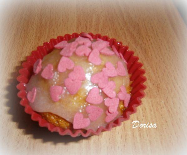 Mrkvové cupcakes |