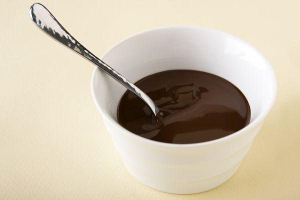 Čokoládová poleva hustejšia s maizenou |