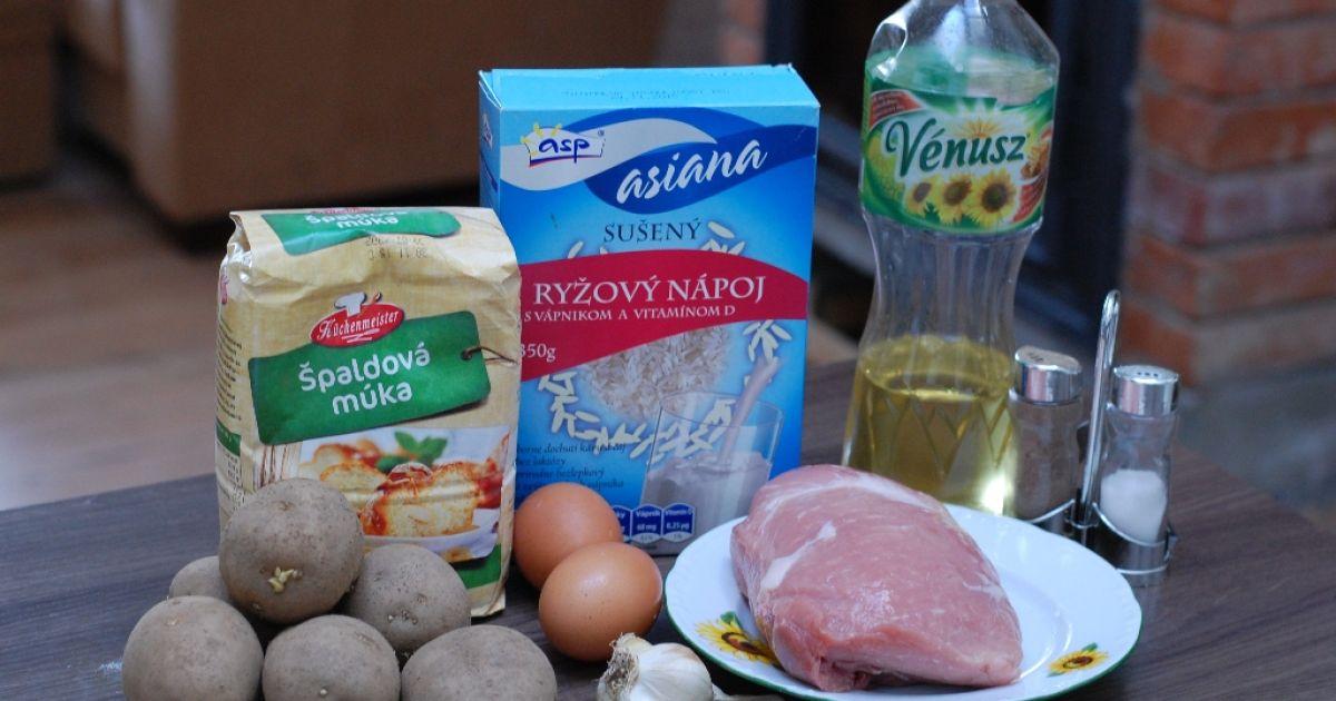 Bravčové rezne v zemiakovom cestíčku, fotogaléria 2 / 8.