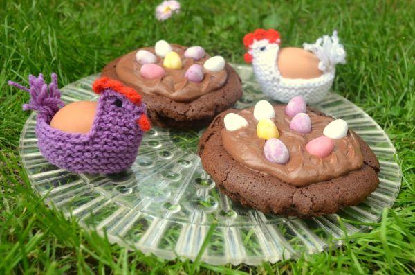 Veľkonočné čokoládové hniezdo |
