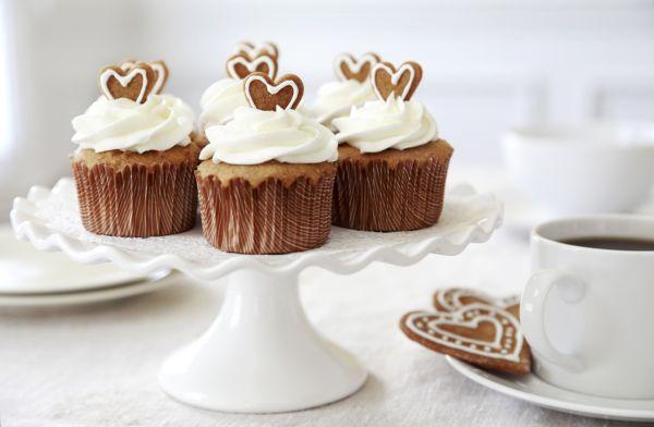 Vianočné cupcakes |