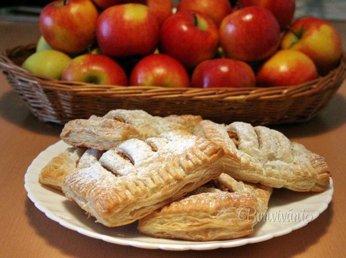 Jablkové taštičky