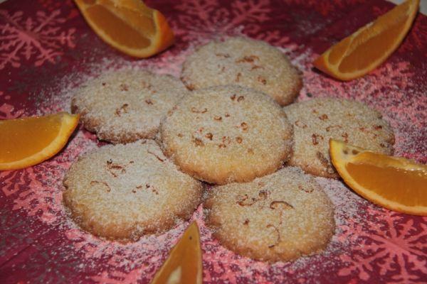 Pomarančové sušienky |