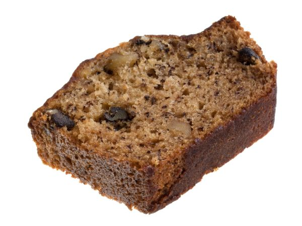 Špaldový chlieb s orechmi a slivkami |