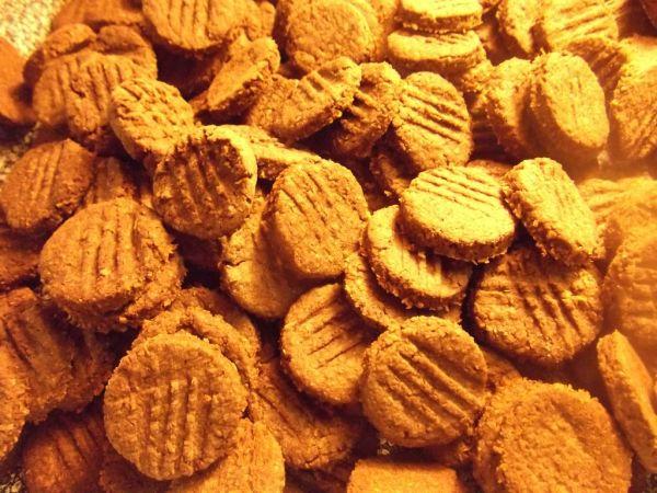 Kokosové čoko sušienky |