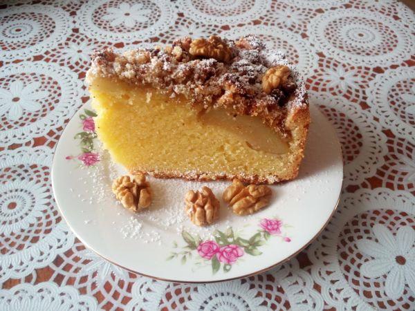 Hrušková torta |