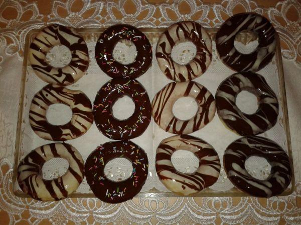Domáce donutky |