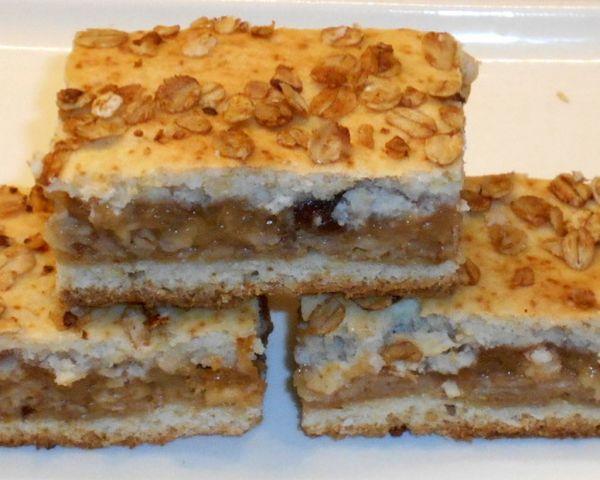 Starodávny jablkový koláč |