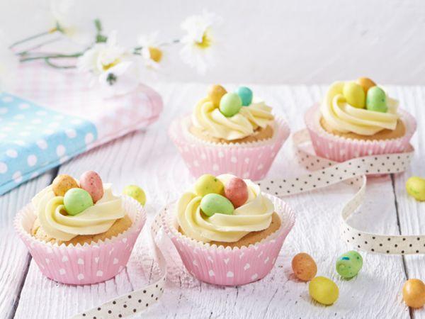 Recept na Veľkonočné cupcakes |