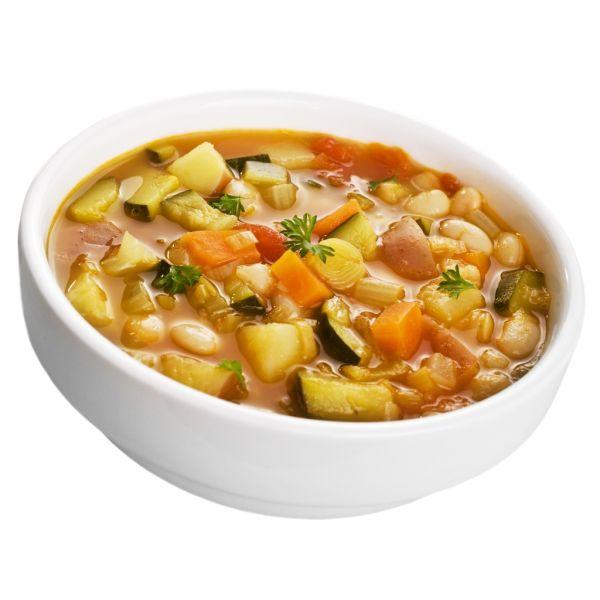 Provensalská polievka so zeleninou |
