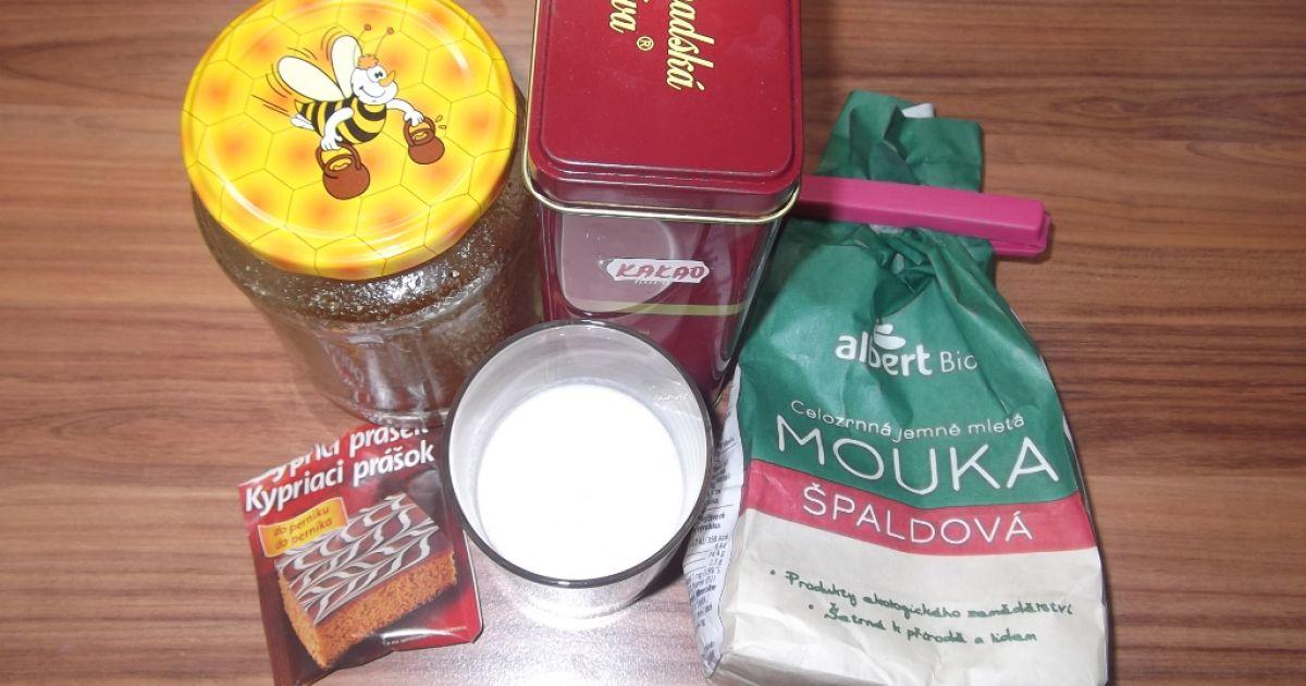 Raňajkový čokoládový muffin z mikrovlnky, fotogaléria 2 ...