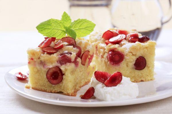 Liaty čerešňový koláč |