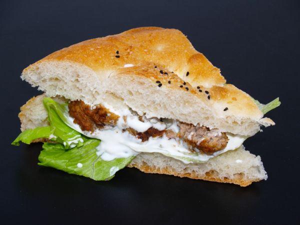 Burgery na grécky spôsob |
