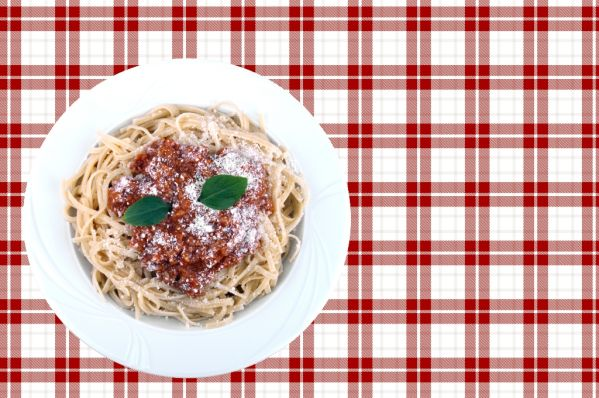 Špagety s boloňskou omáčkou |