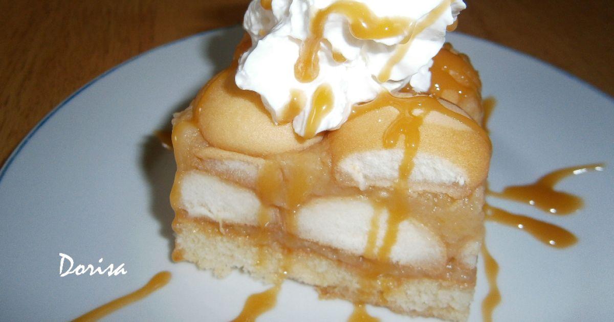 Jablkový nepečený koláč, fotogaléria 1 / 9.