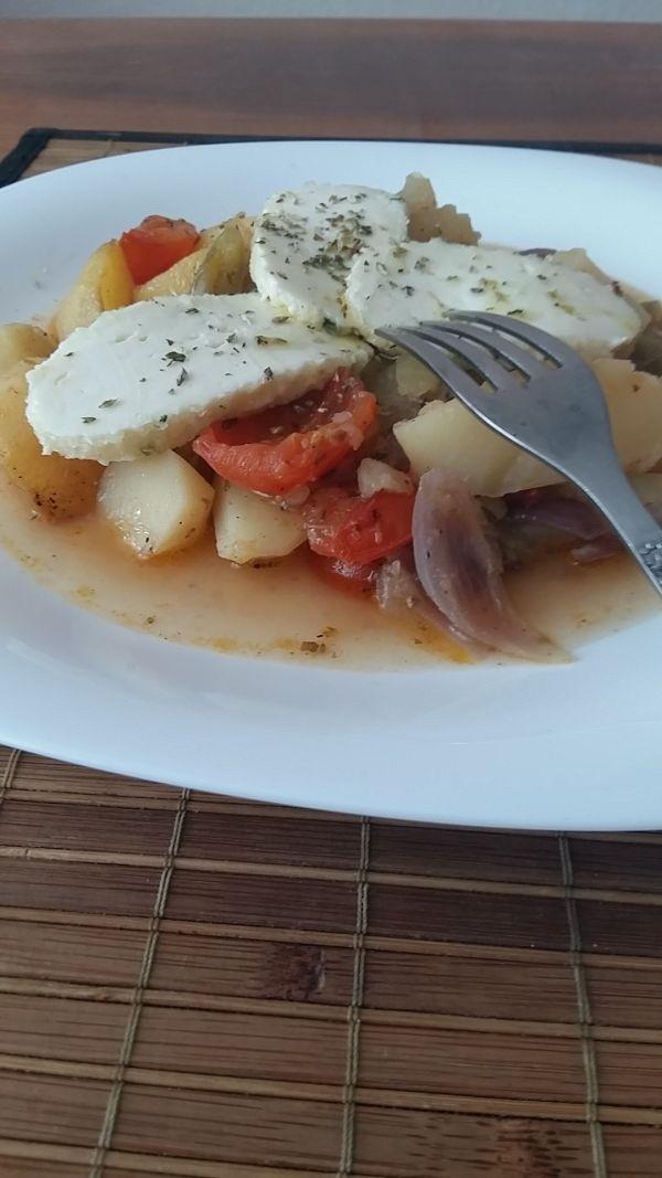 Pečená zelenina Briam  
