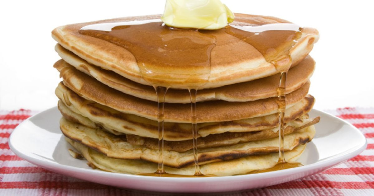 Pravé americké lievance (American pancakes), fotogaléria 1 / 2.