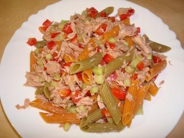 Salát s tuňákem  Recepty na každý den