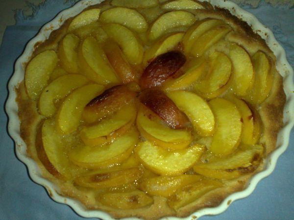 Rýchly jablkový koláč |