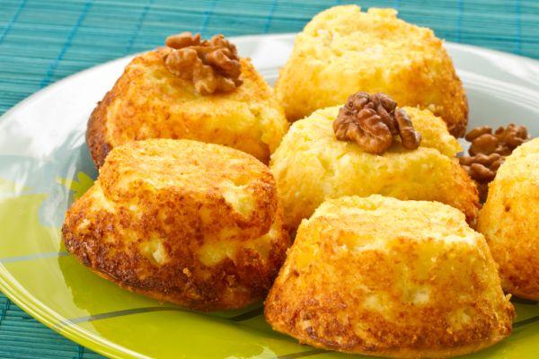 Orieškové muffiny |