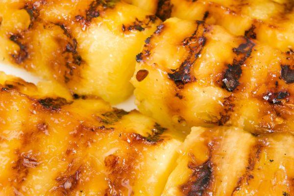 Grilovaný ananás |