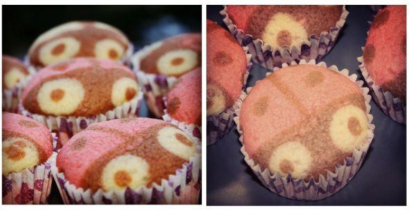 Lienkovské cupcakes |