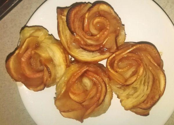 Jablkové ruže |