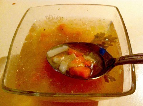 Hovädzia polievka starej mamy |