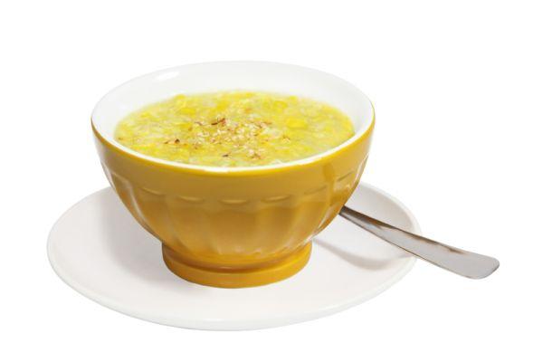 Kukuričná polievka |