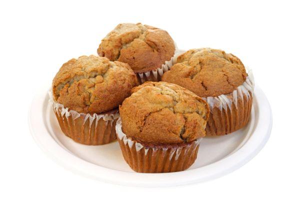 Jablkové muffiny so škoricou |