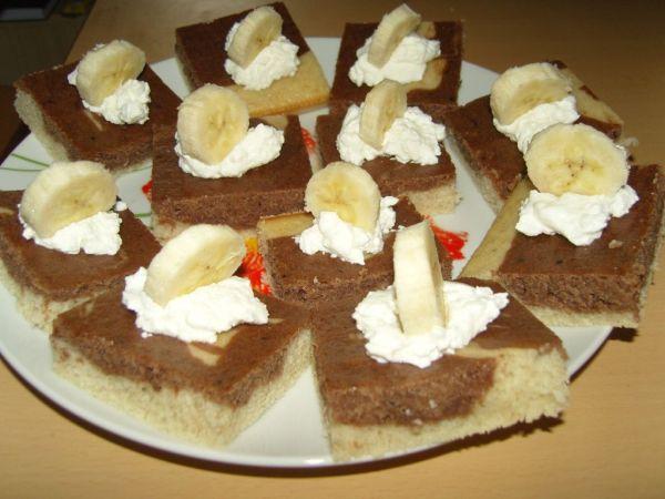 Banánový koláč |