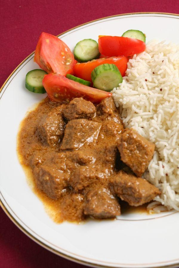 Hovädzie mäso s koriandrom |