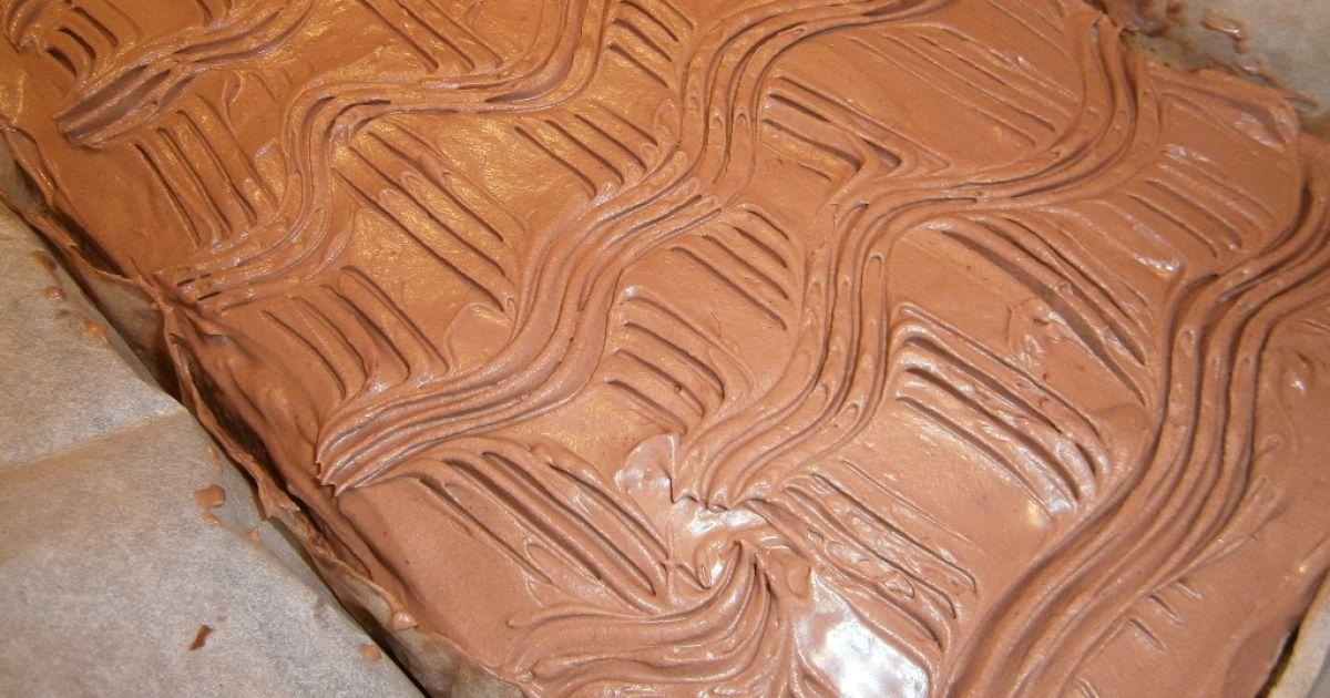 Milka koláč s čokoládovou šľahačkou, fotogaléria 12 / 13.