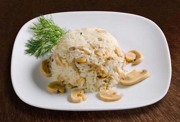Hubová ryža |