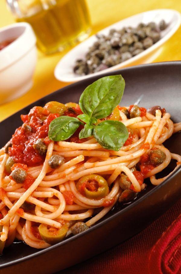 Pikantné špagety |
