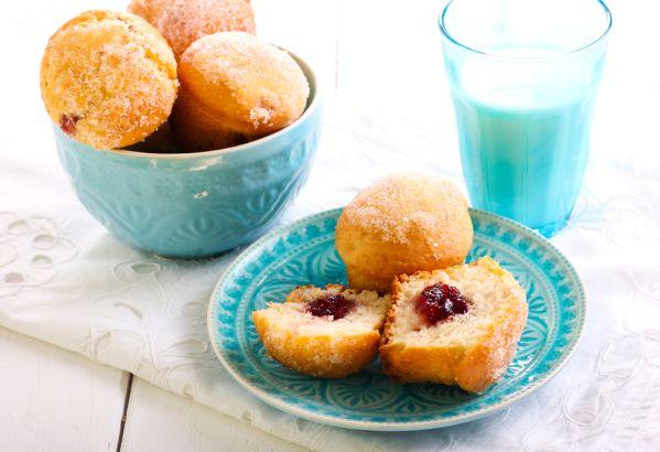 Džemové muffiny |