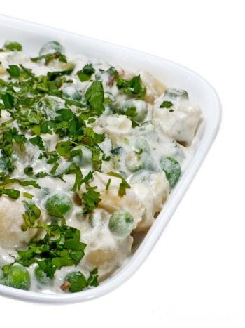 Detský zemiakový šalát |