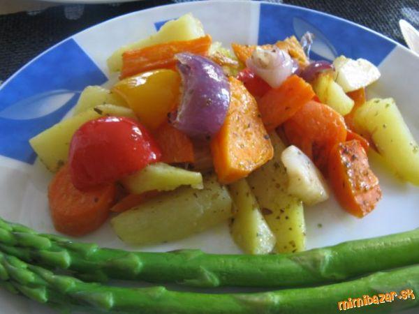 Farebne zemiaky chutna priloha