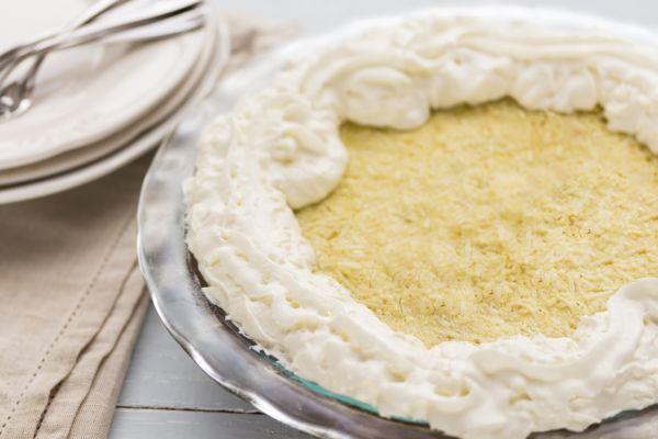 Ananásovo-kokosový koláč |