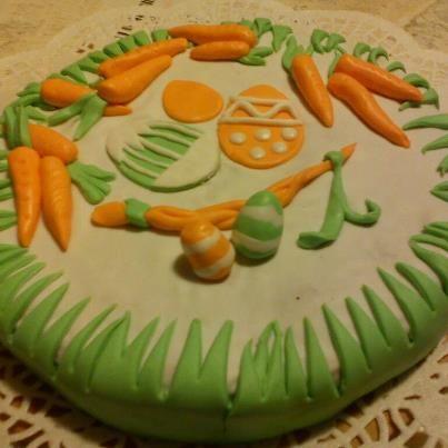 Veľkonočná mrkvová torta |