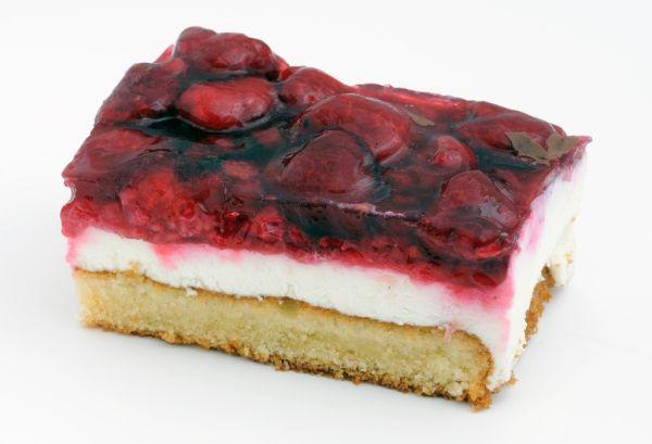 Malinová torta |